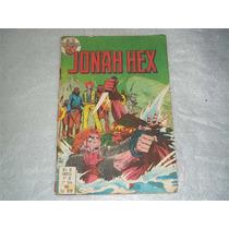 Hq Gibi Jonah Hex Ebal 2ª Serie Nº 40 Novembro 1981 38 Pags