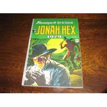 Almanaque Jonah Hex 1979 Editora Ebal C/82 Págs Coloridas