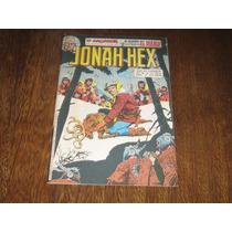 Jonah Hex Reis Do Faroeste Nº 48 Setembro/1983 Editora Ebal