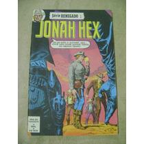 Jonah Hex 1 Série Renegado - Reis Do Faroeste Ebal Excelente
