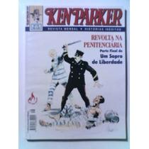 Ken Parker Numero 16 Editora Mythos - Frete Grátis