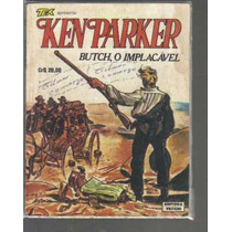 Ken Parker Numero 16 - Butch, O Implacavel - Editora Vecchi
