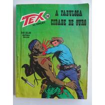 Tex Nº 36 Editora Vecchi 2ª Edição Abril 1980