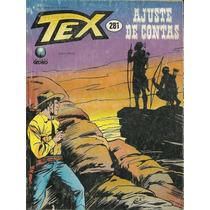 Gibi Tex Willer #281 - Usado - Editora Globo - Bonellihq