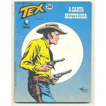 *sll* Gibi - Tex N. 260 - Editora Globo - Anos 90