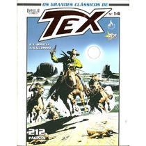A2 Os Grandes Clássicos Tex Editora Mythos Nº 14