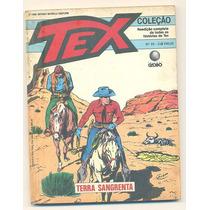 *sll* Gibi - Tex Coleção N. 23 - Editora Globo - Anos 80