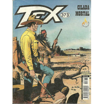 Gibi Tex Willer #373 - Usado - Editora Mythos - Bonellihq