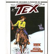 A2 Os Grandes Clássicos Tex Editora Mythos Nº 27