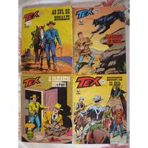 Tex Editora Vecchi/globo E Mythos! R$ 15,00 Cada!