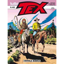 Tutto Tex 482 Gibi Italiano Importado Novo Bonellihq