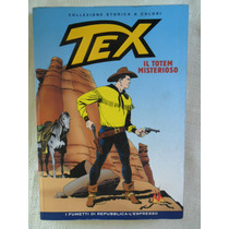 Tex Nº 1! Collezione Storica A Color! Il Totem Misterioso!