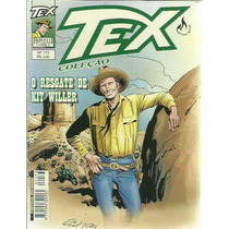 Gibi Tex Coleção N° 173 O Resgate De Kit Willer