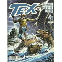 Gibi Tex Nº 391 O Homem Que Veio Do Rio