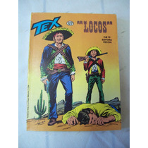 Tex Nº 127: Locos 1ª Edição - 1981 - Ed. Vecchi
