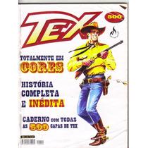 Gibi Tex 500 - Edição Especial Em Cores, Mythos Editora