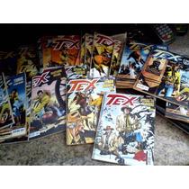 Tex Mensal - Varios Numeros. / Revista - Gibi - Quadrinhos