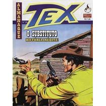 Revistas Almanaque Tex (mythos) - Vários Números