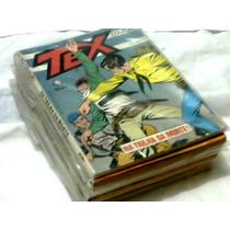 Gibi Tex Coleção Ed Globo Diversos Exemplares - R$ 4,50 Cada