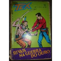 Gibi Tex Ano 1 Nº 11 - Editora Vecchi 1972 Raridade Original