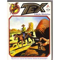 Revista Gibi Tex Edição Histórica Nº 38- Histórias Completas