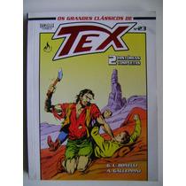 Os Grandes Clássicos De Tex Nº 23 Ed. Mythos