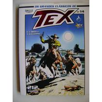 Os Grandes Clássicos De Tex Nº 14 Ed. Mythos