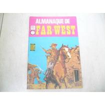 Almanaque De Far-west Da Taika Muito Bom Est. Raro E Origina