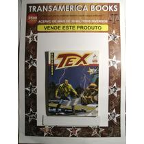Gibi: Almanaque Tex Nº 35 (tex 60 Anos) - Sem Data - Banca
