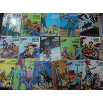 Tex Nº 01 0 Signo Da Serpente - 2ª Edição Vecchi Original