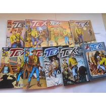Hq Faroeste Tex Lote Fechado Com 9 Revistas, Editora Mythos