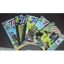 Lote Com 05 Revistas Tex Coleção, Do 360 Ao 364 - Novos