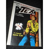 Os Grandes Classicos De Tex Nº 29 - Ed Mythos - Heroishq