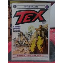 Revista Tex Edição Gigante - O Profeta Indígena