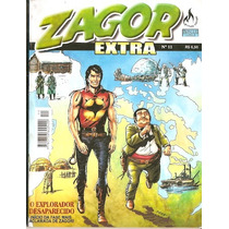 Zg Zagor Extra Editora Mythos Nº11