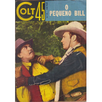 Colt 45 Nº 14 - O Pequeno Bill Jul/1963