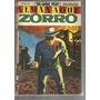 Almanaque De Zorro De 1969 Editora Ebal Faroeste
