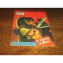 Album De Zorro Nº 2 Ano:1974 Editora Ebal Original