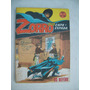 Zorro Extra Capa E Espada Nº 1 - Ebal - Nadaud & Pape - 1975