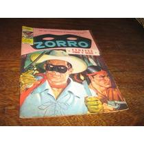 Zorro 3ª Série Nº 24 Agosto/1972 Editora Ebal Original