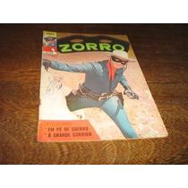 Zorro 3ª Série Nº 14 Outubro/1971 Editora Ebal Original