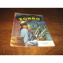 Zorro 2ª Série Nº 76 Agoto/1968 Editora Ebal Original
