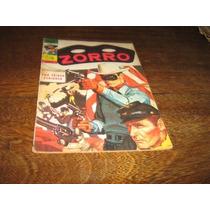 Zorro 3ª Série Nº 43 Março/1974 Editora Ebal Original