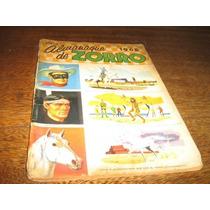 Almanaque Do Zorro Ano:1968 Editora Ebal Original