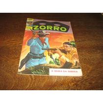 Zorro 3ª Série Nº 41 Janeiro/1974 Editora Ebal Original