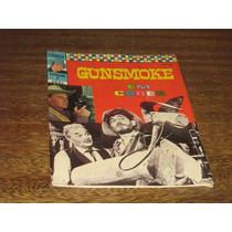 Gunsmoke Em Cores Nº 2 Abril/1972 Editora Ebal Original