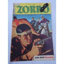 Zorro Nº 30: Alvo Para Fascínoras - 1964 - Ebal