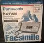 Fax Panasonic Kx-f880 Novo N Caixa C/ Garantia E Nota Fiscal