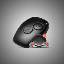 Kit Capa Chave Renault - Sandero/logan/novo Clio/duster