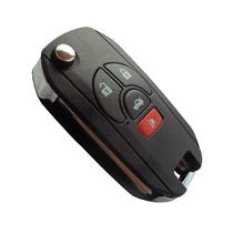 Chave Canivete Nissan Versa Para Telecomando Original